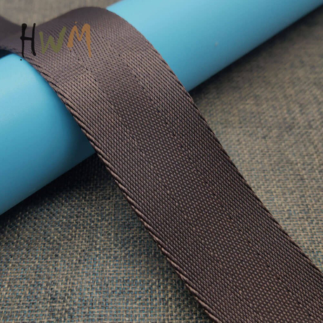 Double Herringbone Webbing, Fake Nylon Webbing for Bag Strap