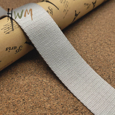 Twill Polyester Cotton Webbing with Heat Tranfer Printing