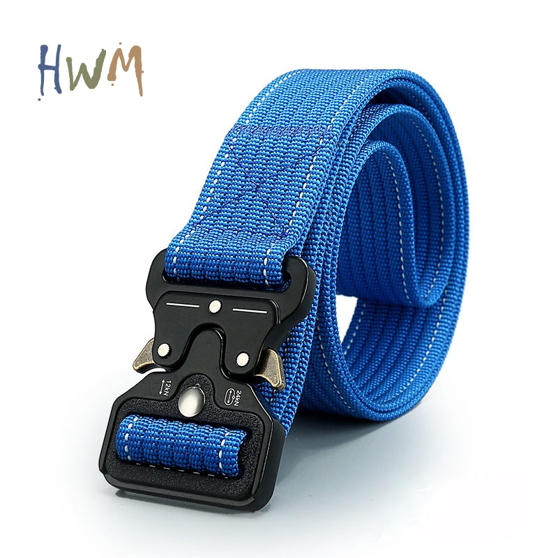 3.8CM cobra buckle Multifunctional Outdoor Military Training Belt