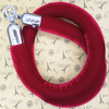 38mm Velvet Rope for Crowd Control Post